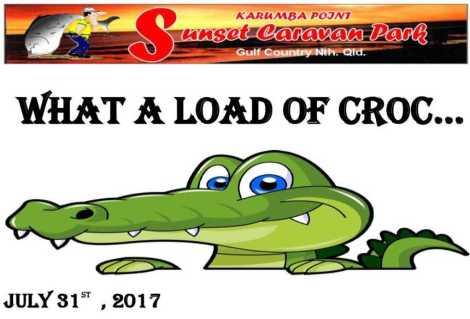 What a Croc 31-07-2017