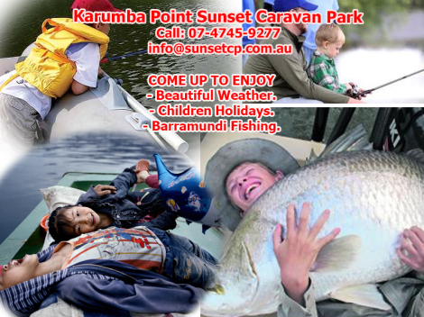 Karumba Point Sunset Caravan Park Beautiful Sunset Weather Barramundi Holidays