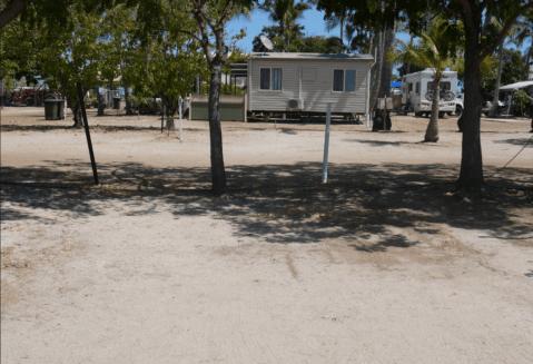 Park View Karumba Point Sunset Caravan Park January 2018
